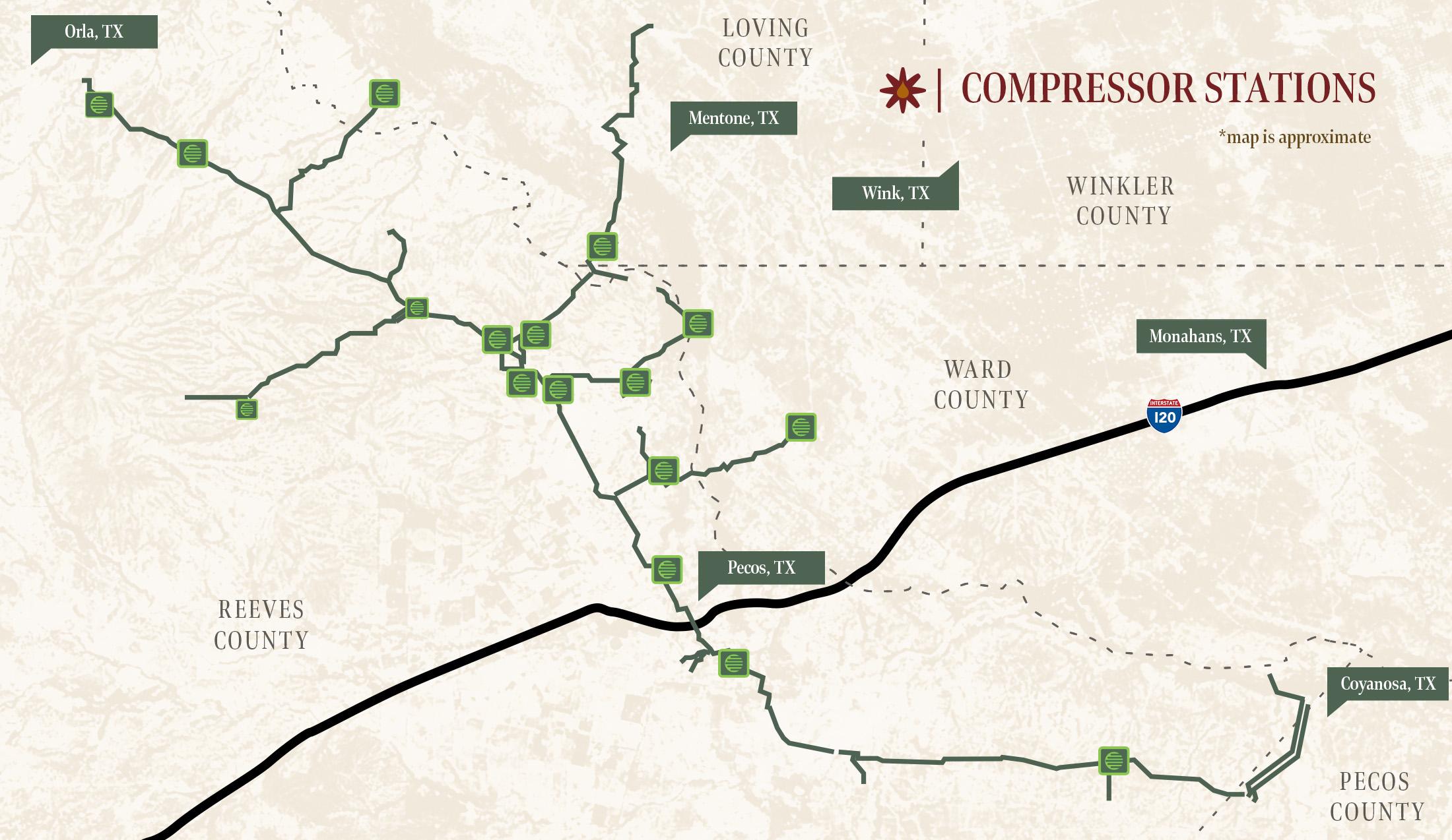 vaquero_midstream_compressor_stations